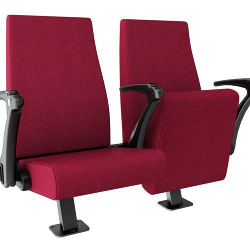 FT10 CB CS with armrest Red