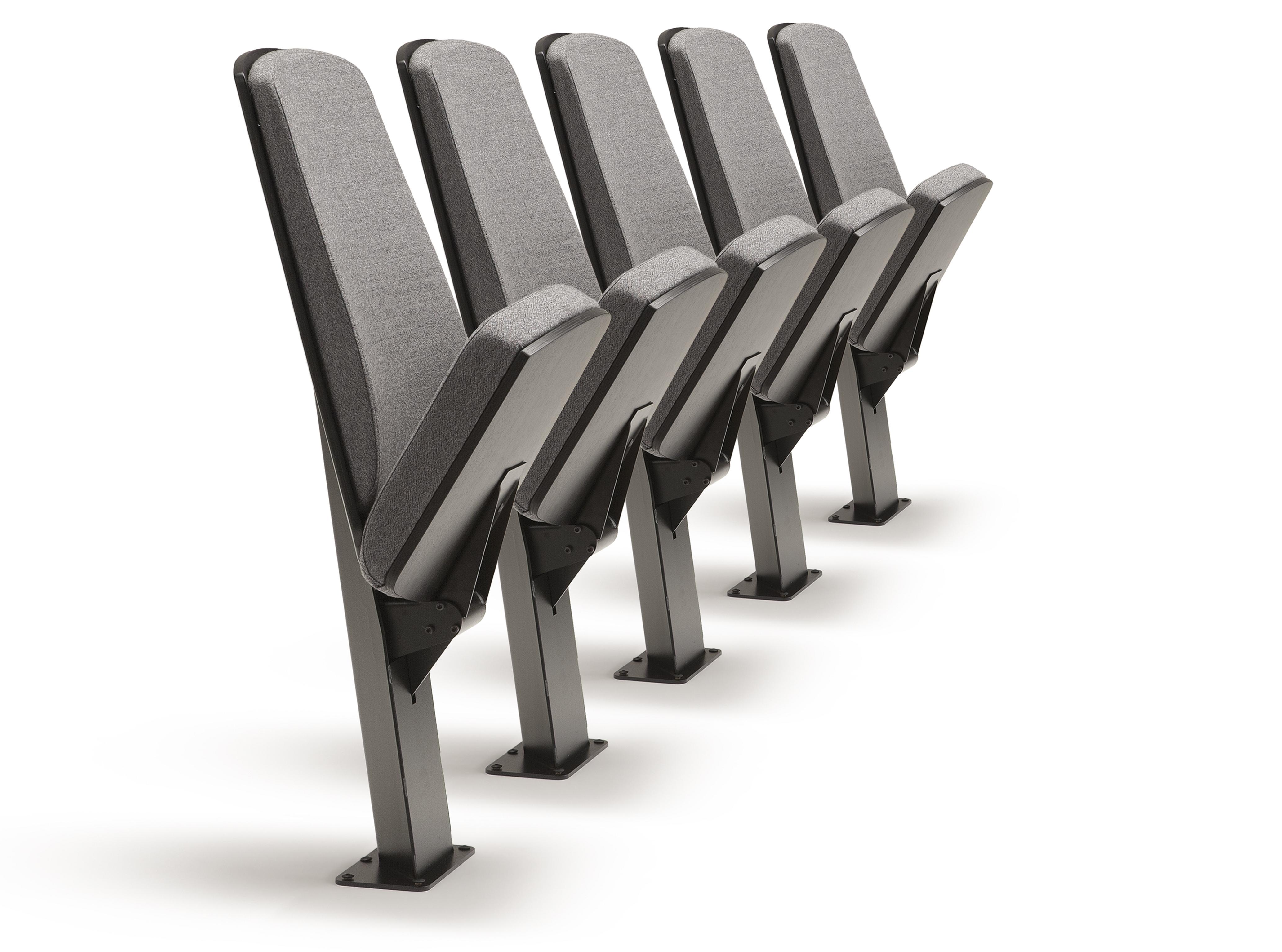 Pro Seat auditoriestol i rekke pos Fora Form