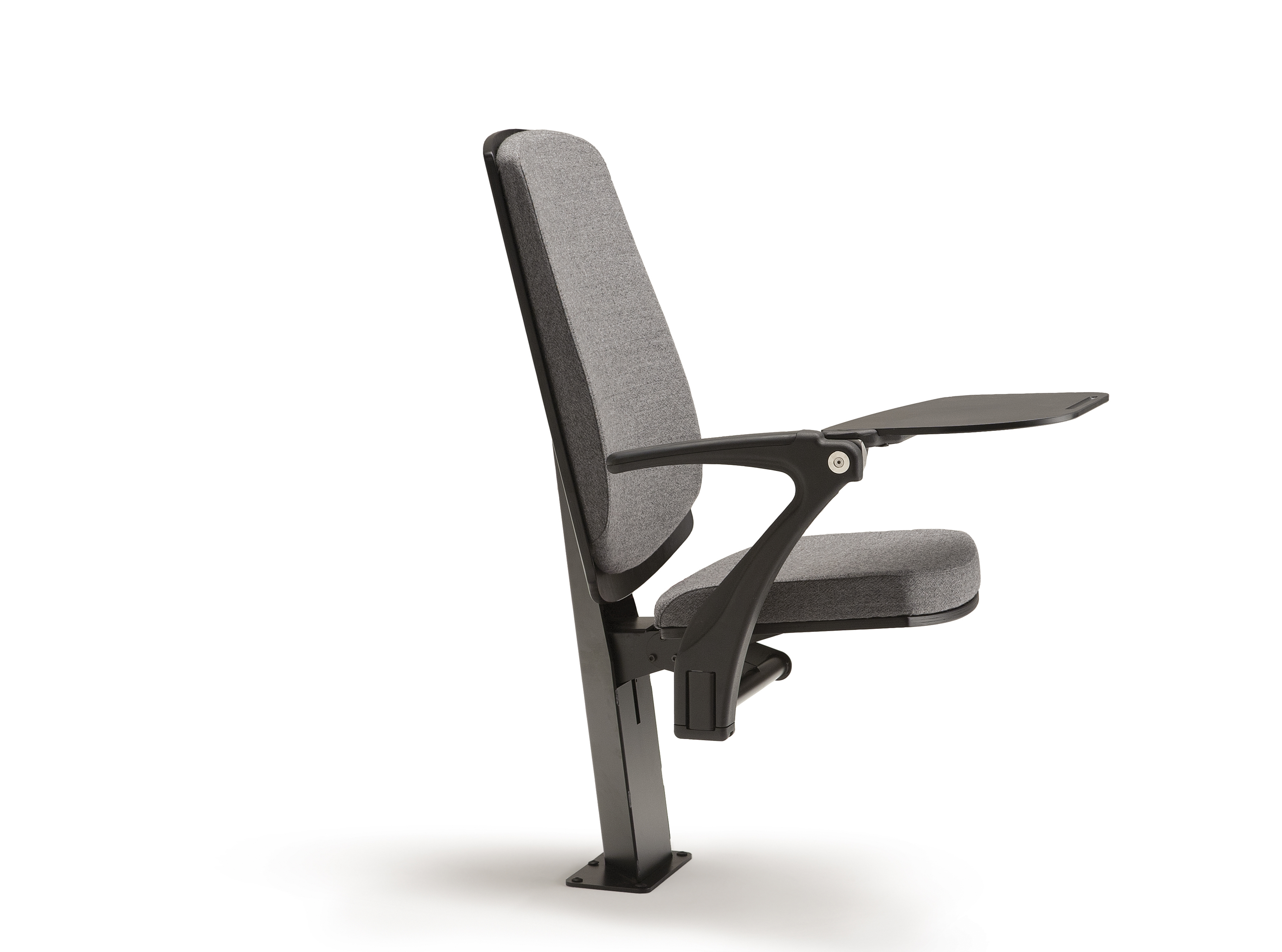 Pro Seat auditoriestol med nedfellbarskriveplate II Fora Form