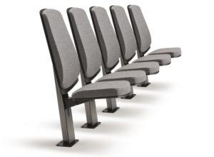 Pro Seat auditoriestol i rekke pos II Fora Form