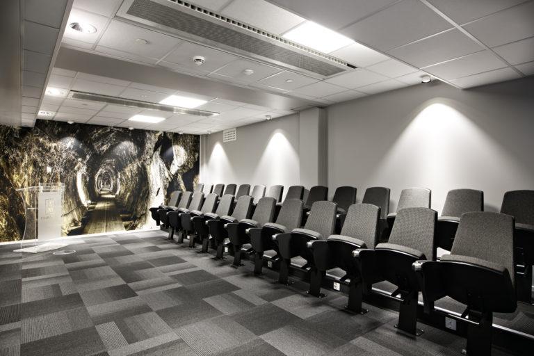 Pro Seat auditorium Fora Form