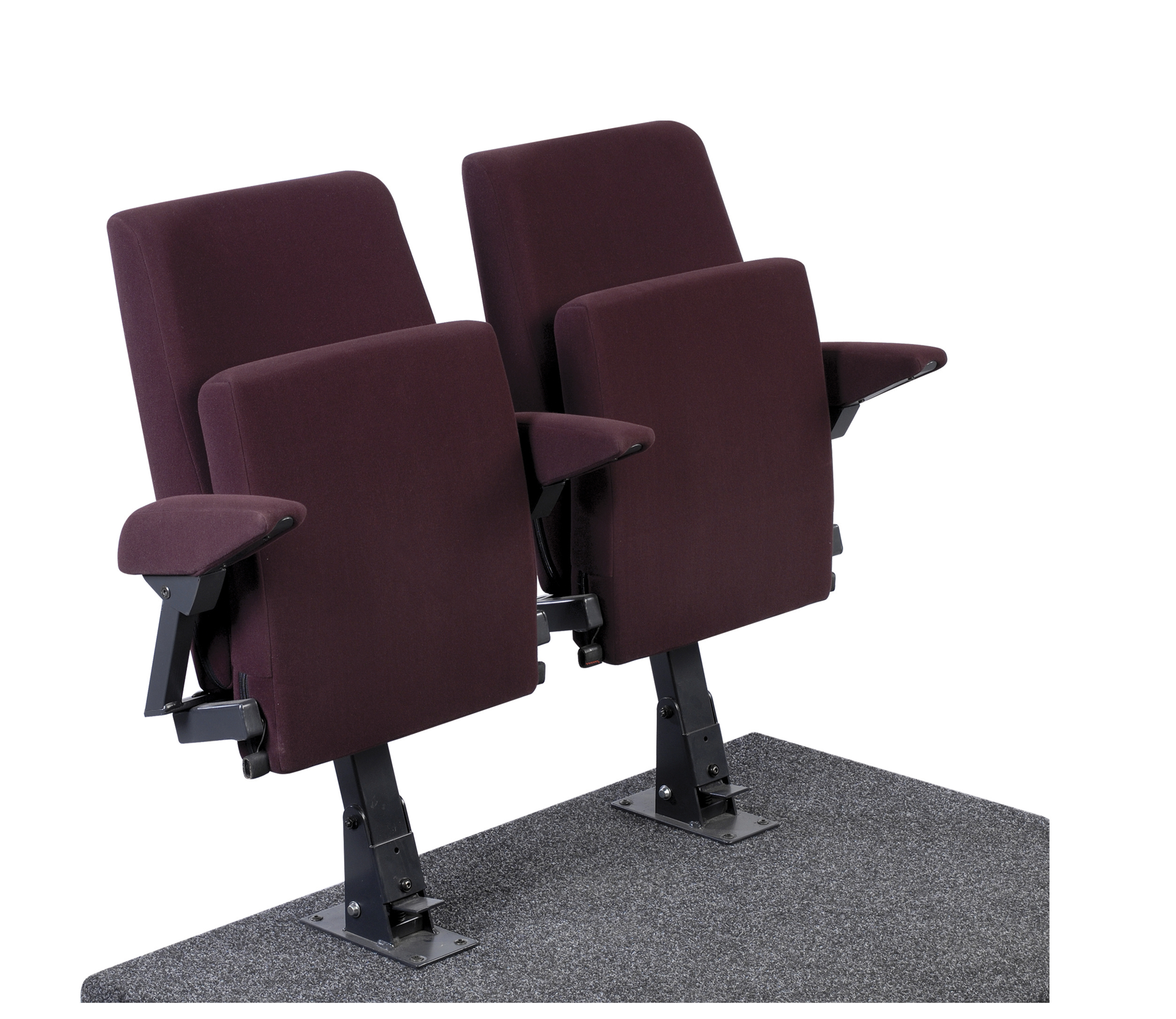 Grandada stol til teleskopisktribune