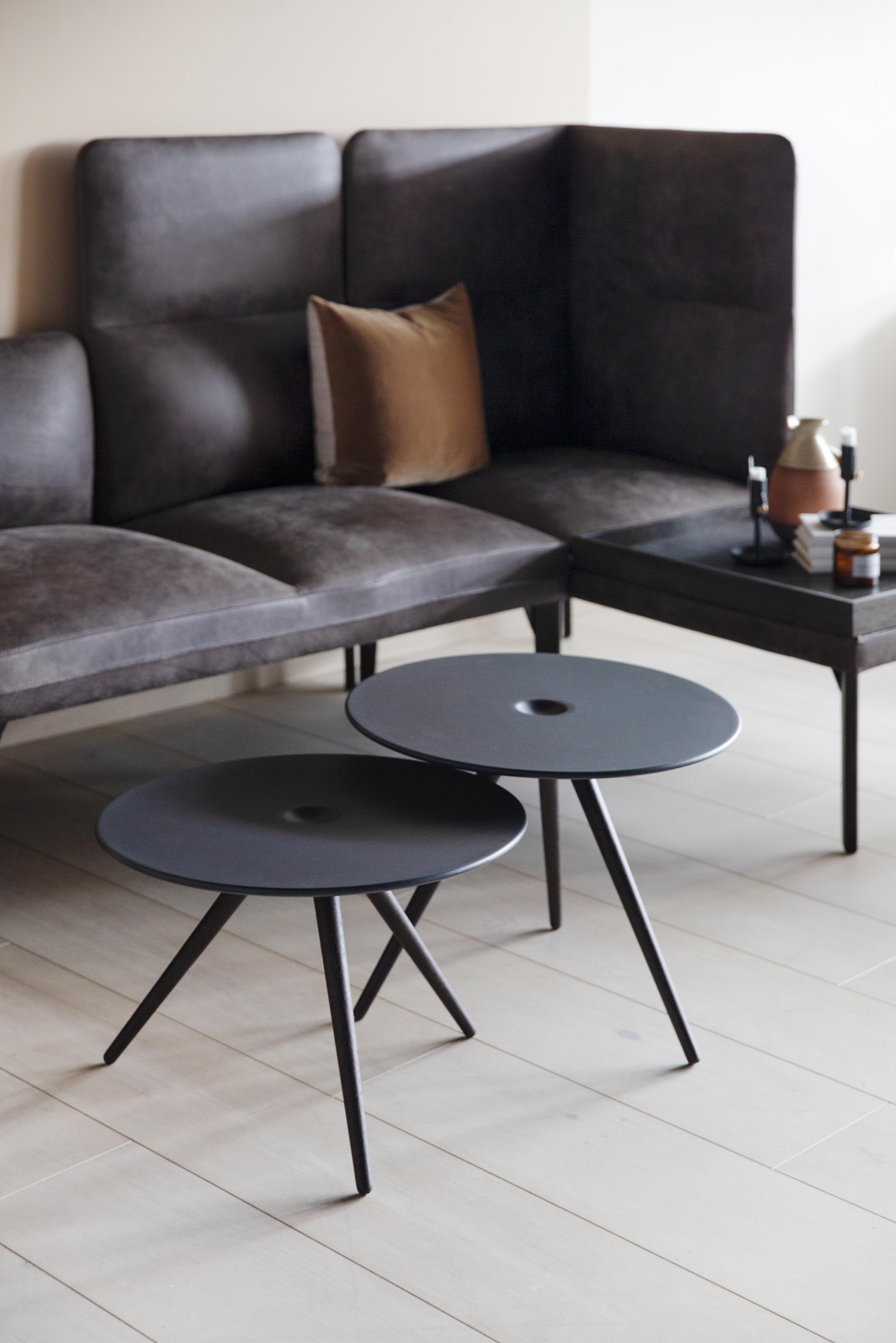 Cup små bord og Senso sofa fra Fora Form