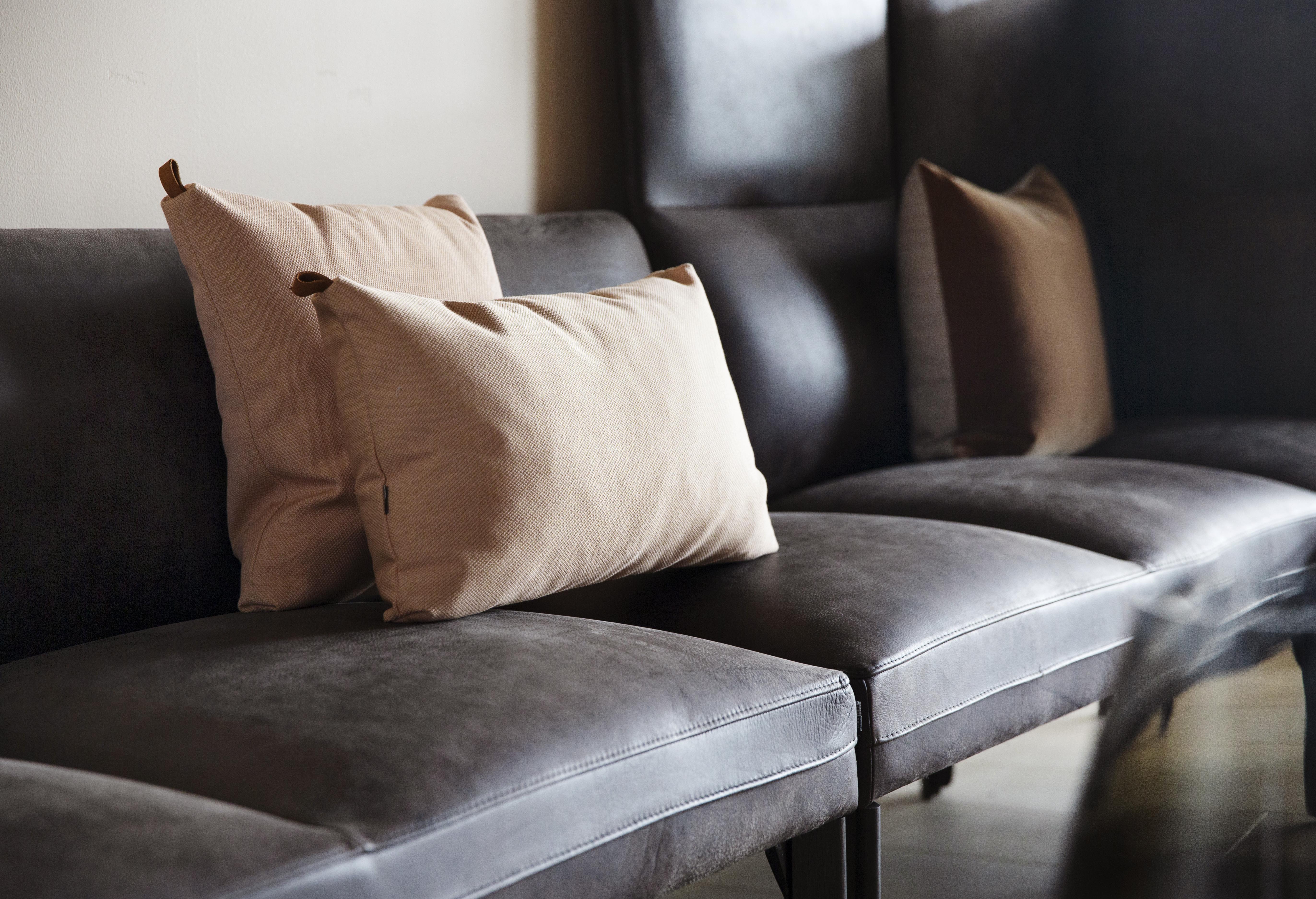 Senso sofa og Fora Form puter