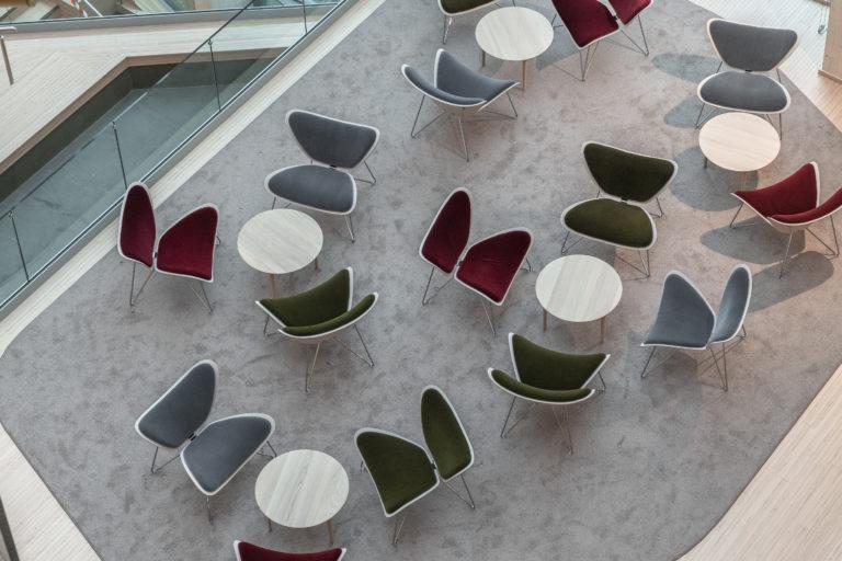 Copenhagen Chair i fine sittegrupper Fora Form