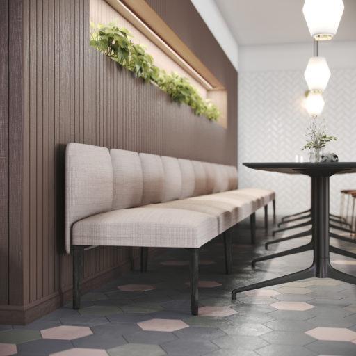 Senso Café og Kvart bord fra Fora Form