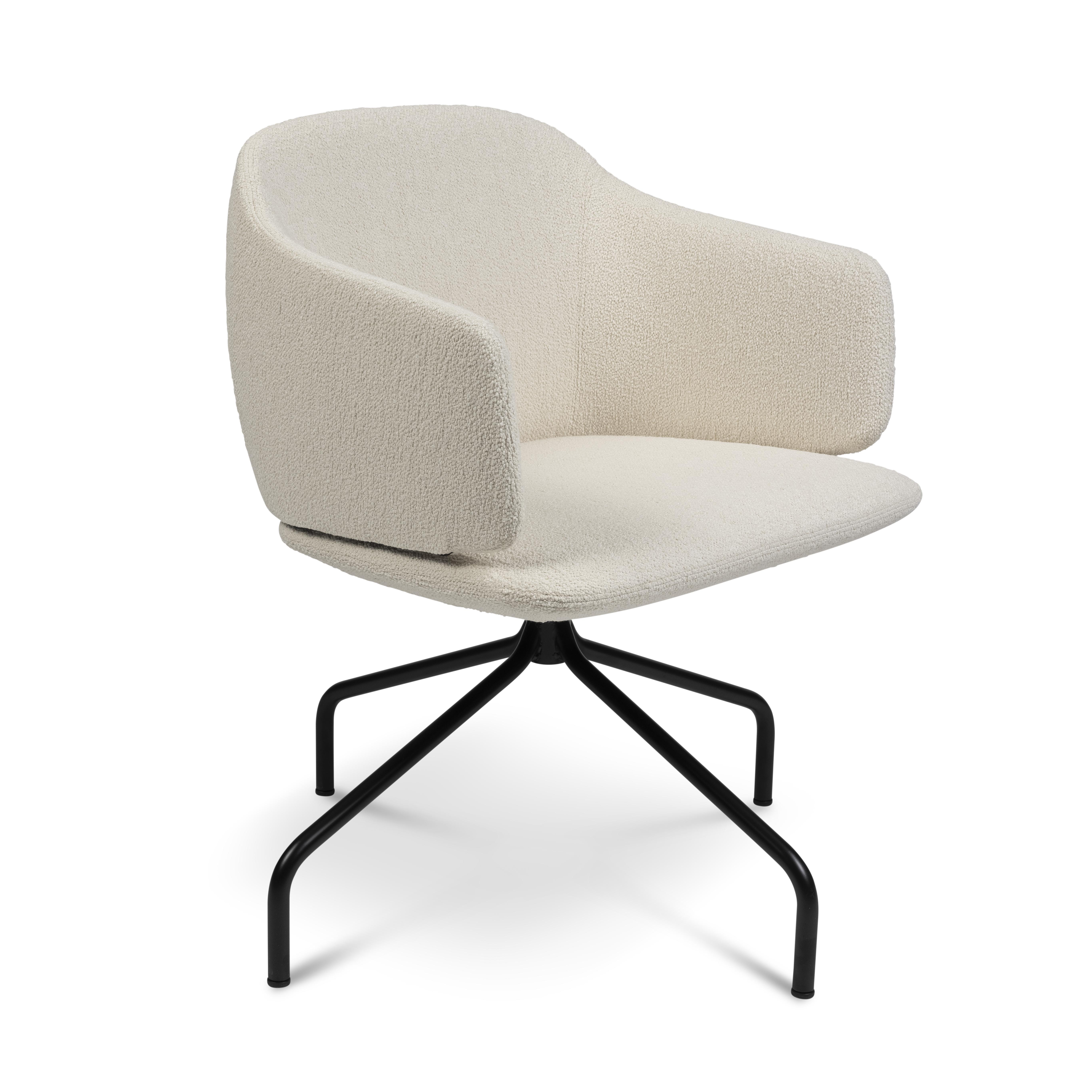 Dwell meet stol fra Fora Form skrå front