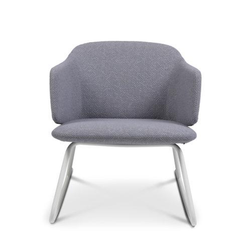 Dwell rocker stol fra Fora Form front