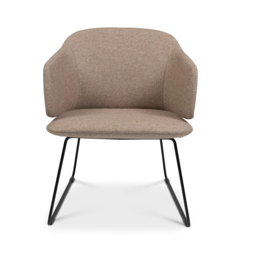 Dwell sled stol fra Fora Form front