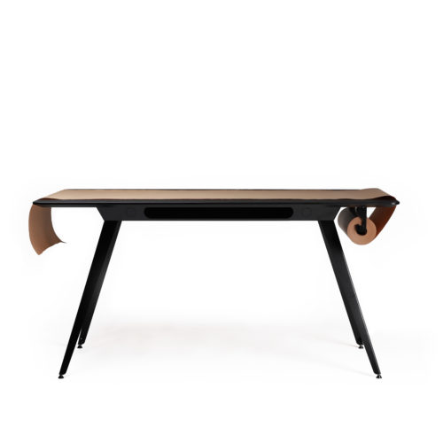 Knekk bord med papirrull Fora Form