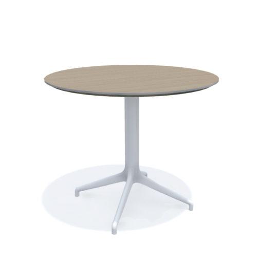 Kvart Ø90 møtebord fra Fora Form