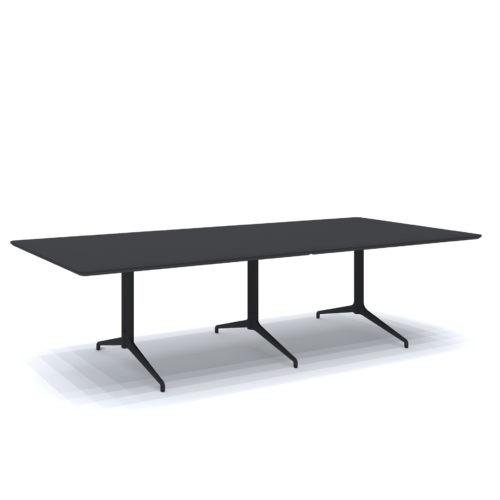 Kvart 300x120 møtebord Fora Form