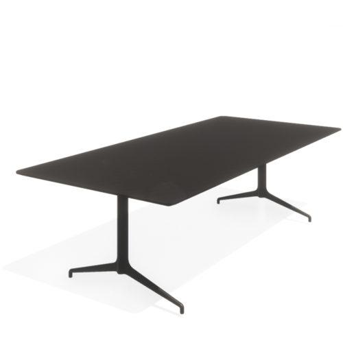 Kvart konferansebord 260x120 Fora Form