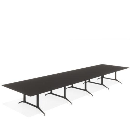 Kvart konferansebord 600x160 Fora Form
