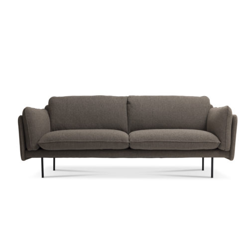 Otis sofa med myke puter soft seating fra Fora Form