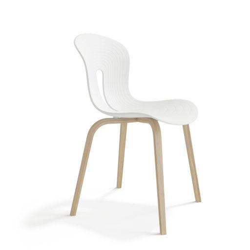 Pond III stol plast stol Fora Form