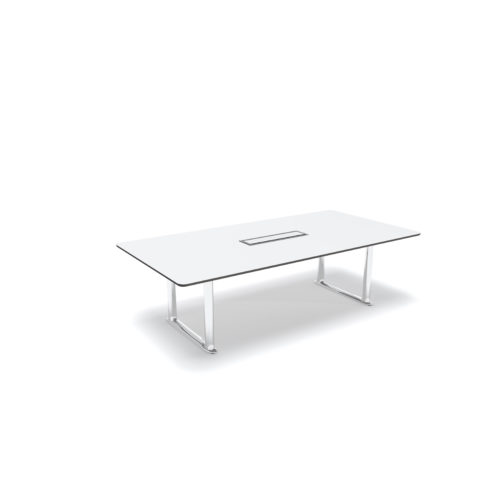 Roma Konferansebord 240x120 cm C box Fora Form