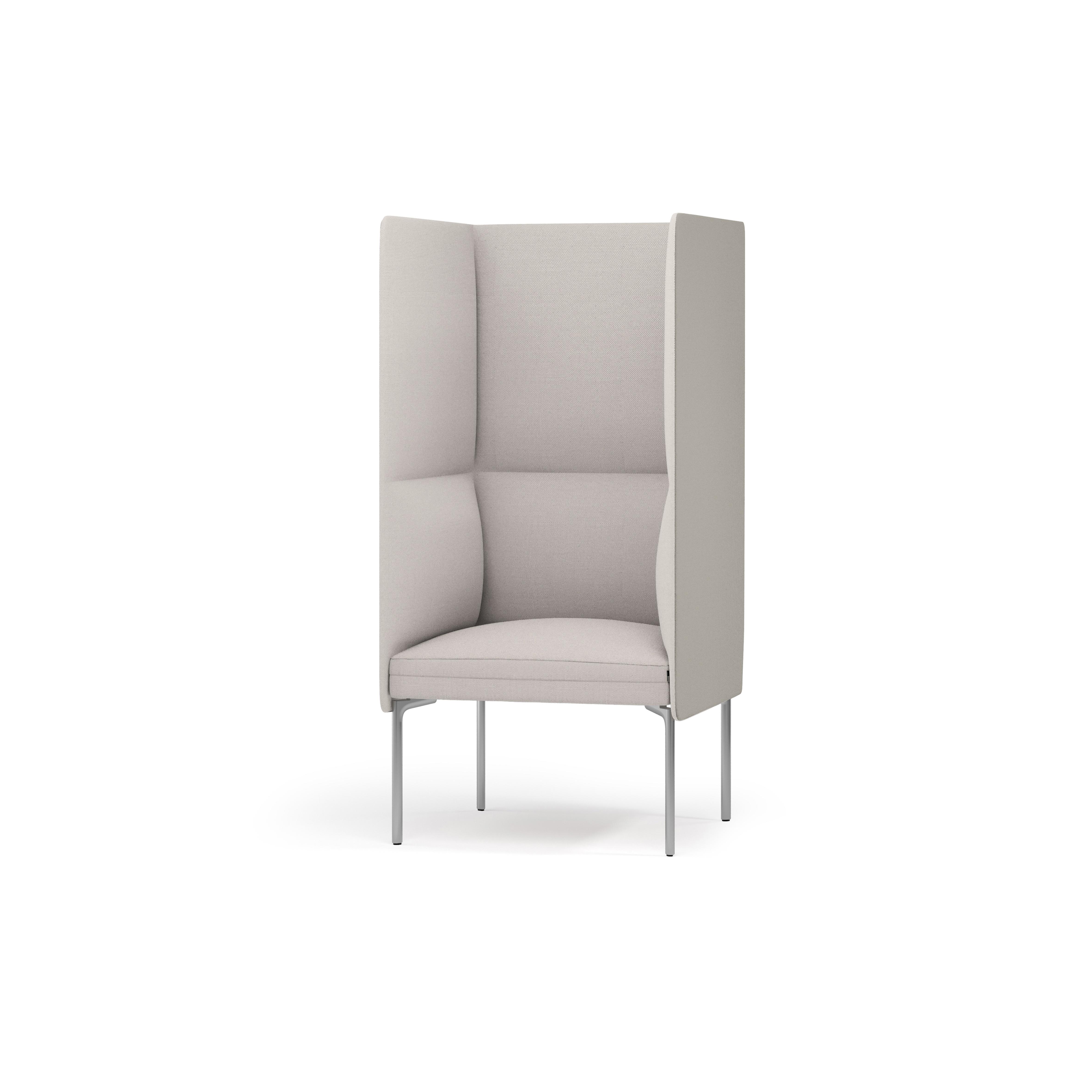 Senso XH stol med ekstra høy rygg Fora Form