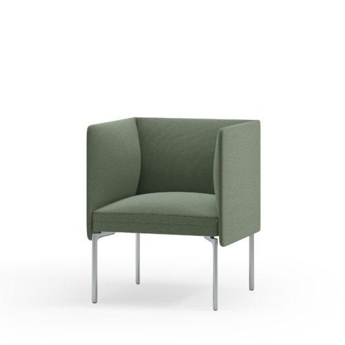 SENSO stol med lav rygg Fora Form