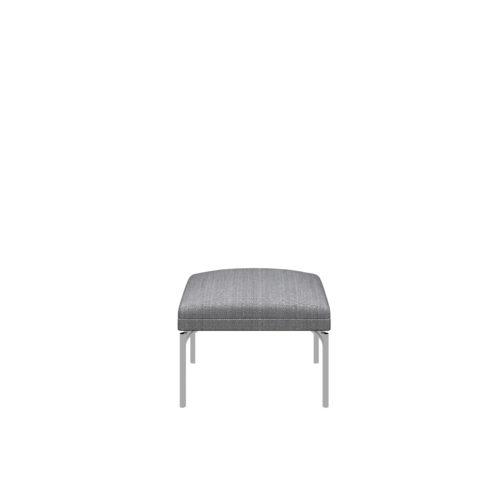 Senso 1 seter modul med stål ben Fora Form