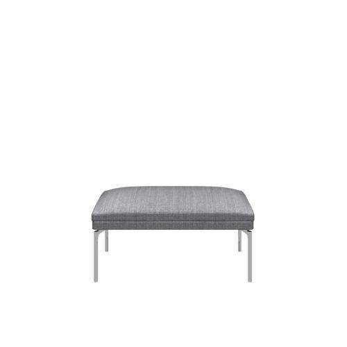 Senso 1 5 seter modul med stål ben Fora Form