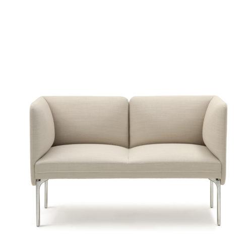 Senso sofasystem 2 seter framside Fora Form