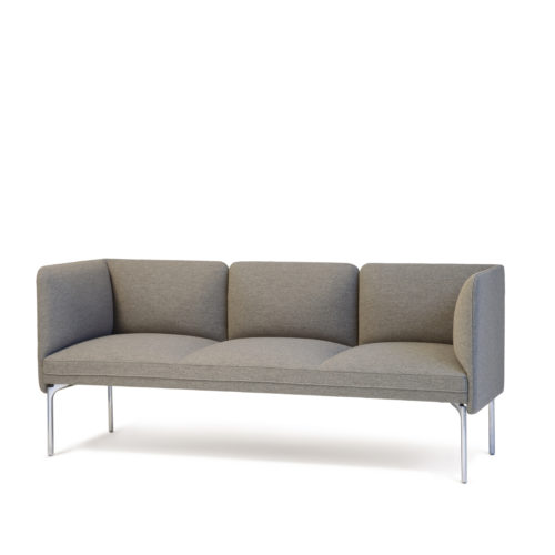 Senso sofasystem 3seter med lav rygg Fora Form