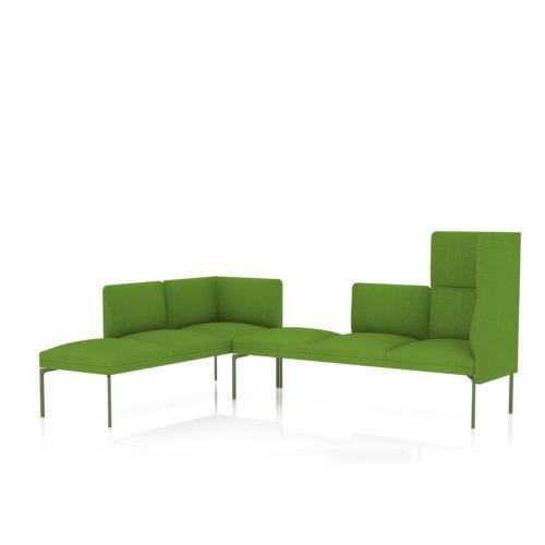 Senso sofasystem vinkel Fora Form
