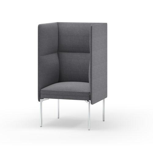 Senso stol med høy rygg Fora Form