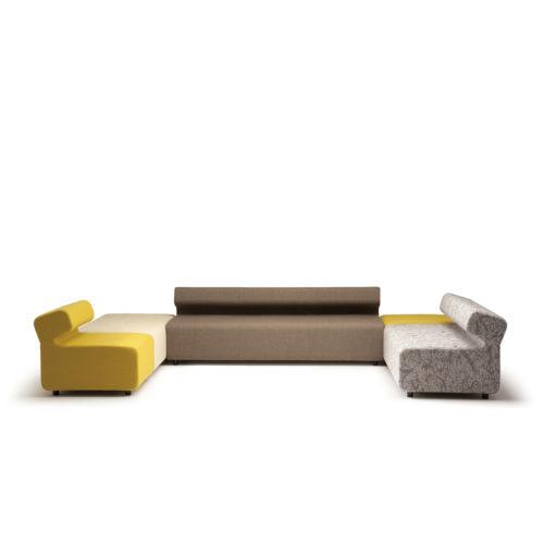 Up sofa oppsett Fora Form