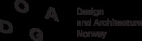 Doga logo english black